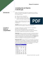 Actualización de Flash de ControlLogix