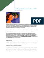 Qué Es La Terapia Regresiva Reconstructiva o TRR