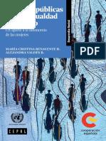 Políticas Públicas Para La Igualdad de Género_ CEPAL