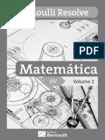 BERNOULLI RESOLVE Matem+ítica_Volume 2