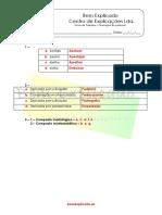 2.8 Formação de Palavras Ficha Trabalho 2 Soluções