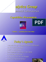 Analytica Group - Capabilities Presentation 09