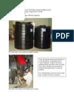 Step by Step Biogas Mbarara
