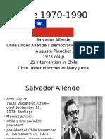 Chile 1970-1990