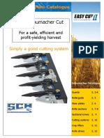 Scg Easy Cut II Catalogue 11
