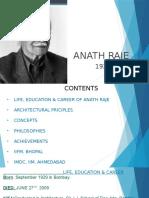 Ananth Raje