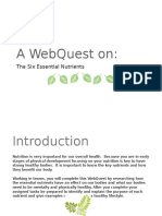 webquest nutrtion main 2