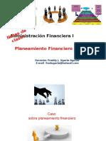 10. Planeamiento Financiero