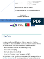 GPSI_SO_M4 - Ponto 1 -Núcleo e Filosofia Unix