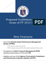 2015 PBB Guidelines
