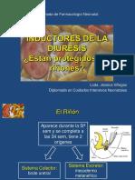 Inductores de la diuresis en neonatos ¿Están protegidos los riñones? (REDVENEO)