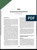 403 Introduksi reumatologi