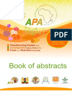 APA2013 Book of Abstracts