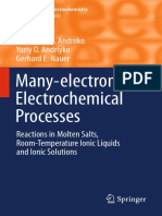 (Monographs in Electrochemistry) Aleksandr A. Andriiko, Yuriy O Andriyko, Gerhard E. Nauer (auth.)-Many-electron Electrochemical Processes_ Reactions in Molten Salts, Room-Temperature Ionic Liquids an.pdf