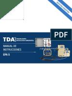 TDA Epa5 Manual