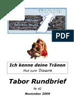 Tabor-Rundbrief 42 Small