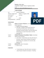 CV Anjar Taufik Hidayat