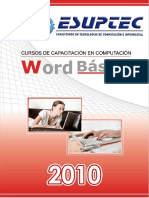 Word Basico 2010
