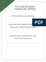 Foro2-Maceda Anahi Aprendizaje Real y Virtual