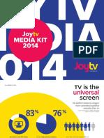 JOY MediaKit