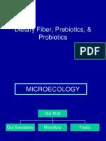 Dietary Fiber Prebiotics and Probiotics-1