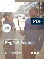 EF - English Idioms