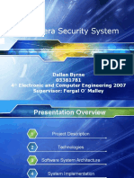 IP Camera Security System Presentation