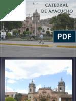 Catedral de Ayacucho Analisis