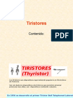 Tiristores Scr Triac