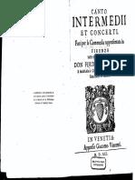 Intermedii et concerti (Vincenti, Giacomo)