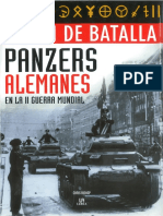 Panzers Alemandes 2da Guerra Mundial