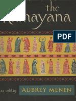 [Aubrey Menen, Valmiki] the Ramayana, As Told by a(BookZZ.org)