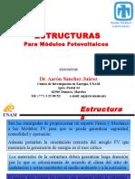 Estructuras Para Soporte de Paneles Fotovoltaicos