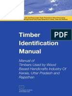 Indian Timber Manual