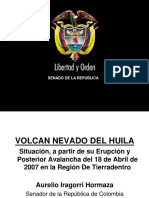 Estudio Volcan Nevado Del Huila (Listo)