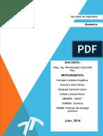 Monografia Fuentes de energia alternativa para el futuro