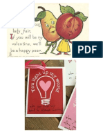 example valentines day cards