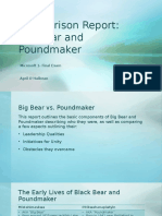comparison report big bear and poundmaker