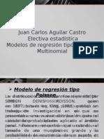 Modelos multinomiales