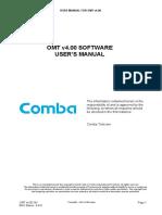 OMT v4.0 QU 3-0-0