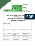 Gam de Pando Plan de Syso Proyecto Porvenir-puerto Rico