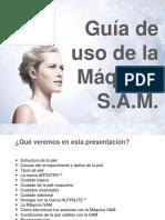 Guía de Uso de La Máquina S.A.M.