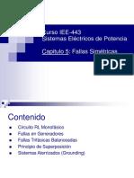 Capitulo 5 - Fallas Simetricas SEP 2015