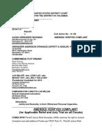 JWG LLM IEG v 4 4.6.2016 Final 1 Amend Federal Verifyed Complaint Feb 17, 2014 (4)