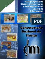 Proyecto Conservatorio