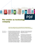 Retailer as Technology Company VF