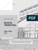Revista Trimestral Del BCR Junio 2015