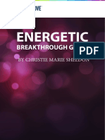 Energetic Breakthrough Christie Marie Sheldon
