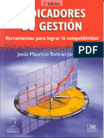 Manual Para Indicadores de Gestion