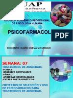 Semana 7 - Psicofarmacologia